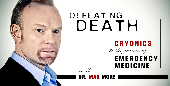 Max More on Cryonics