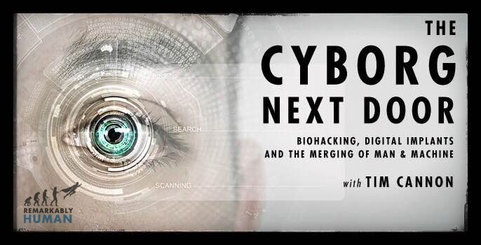 Cyborg Next Door
