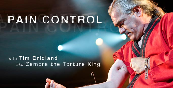 Tim Cridland - Zamora the Torture King