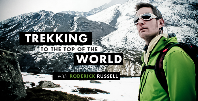 Trekking to the Top of the World